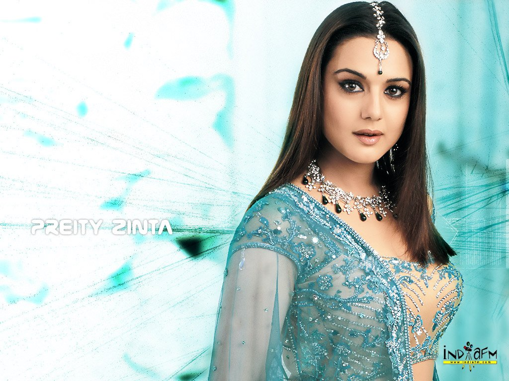 Preity Zinta Hot