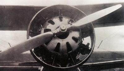 Двигатель М-22 на И-5 бис