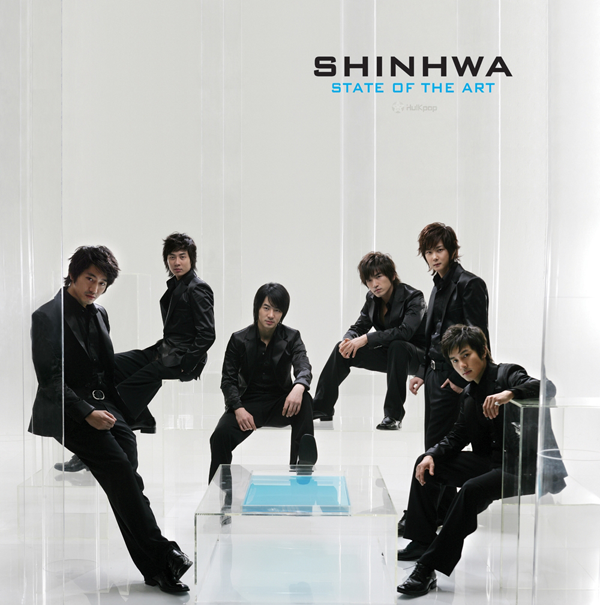 SHINHWA – Vol.8 State Of The Art (Special Edition)