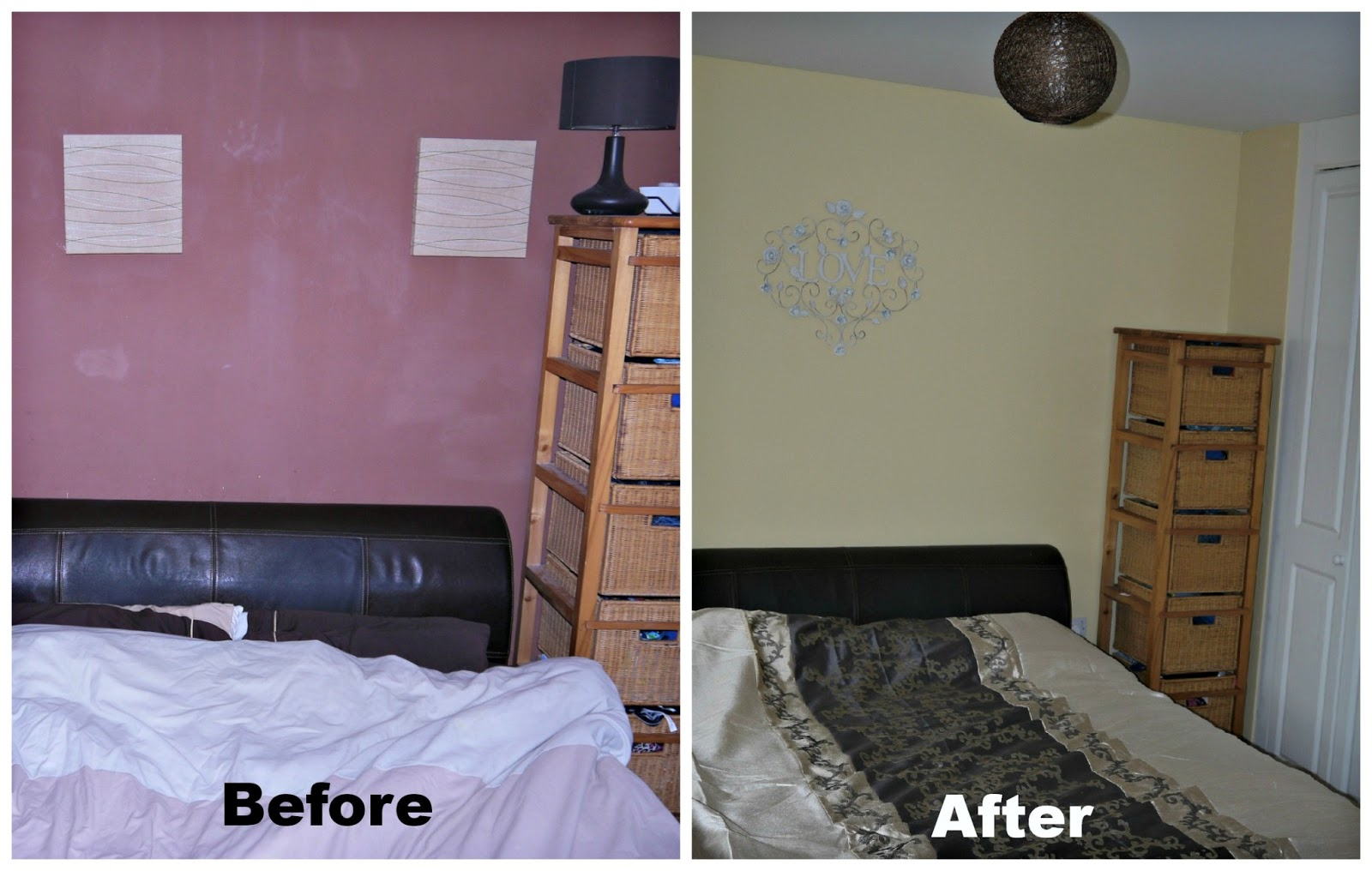 Inside The Wendy House Changing Rooms A Budget Bedroom
