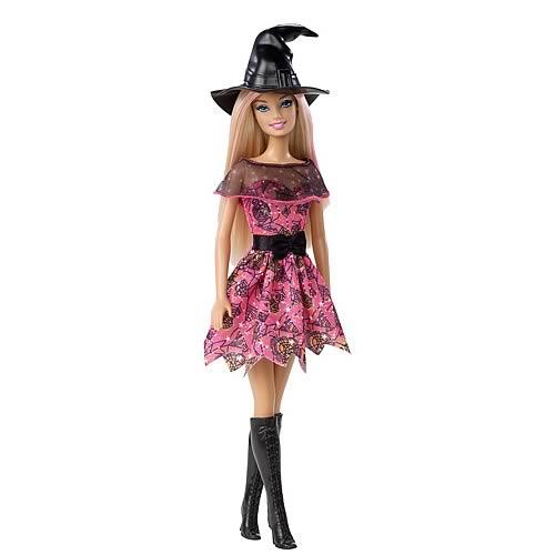 Barbie Doll comes read...