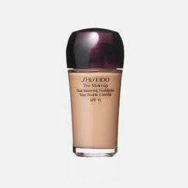 Тональный крем Shiseido Dual Balancing Foundation