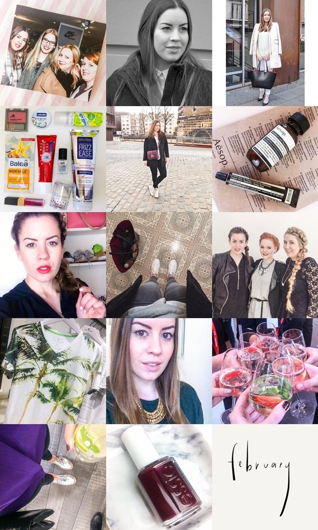 Insta-Review, Instakram,  Instagram-Review, @lamodeetmoi, Februar Rückblick
