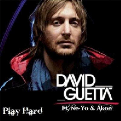 David Guetta ft. Ne-Yo & Akon - Play Hard (Remix) - YouTube