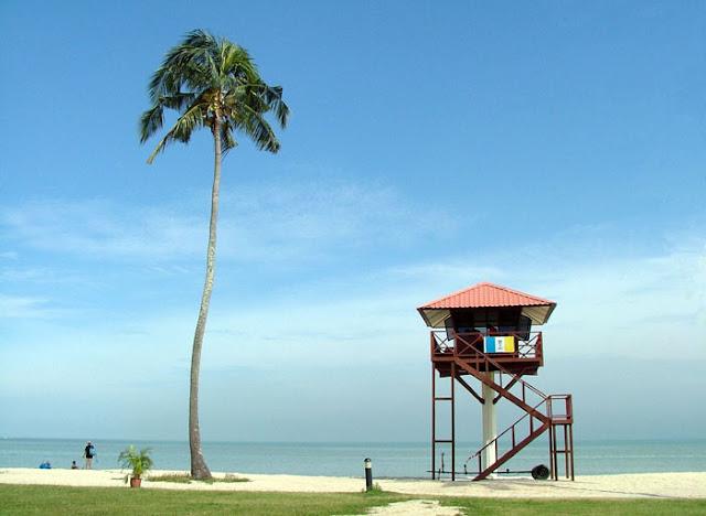 巴都丁宜海滩