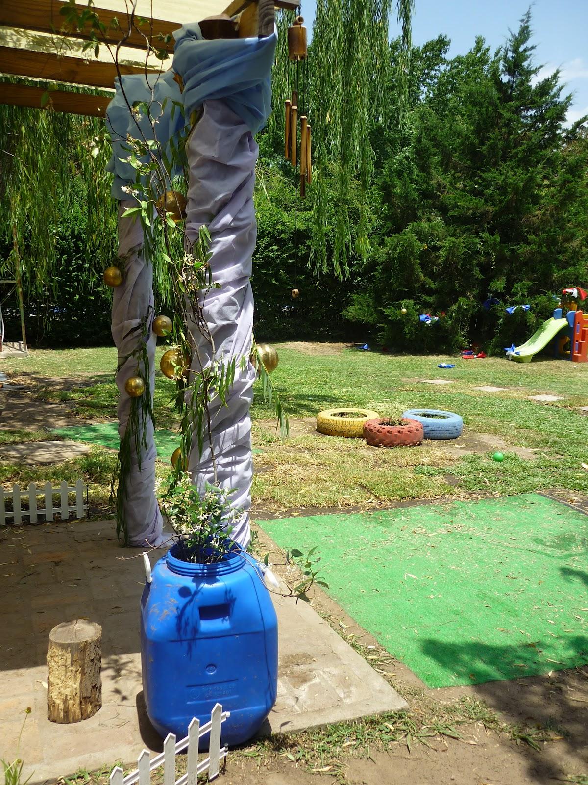 Boutiquedehuerta 100 cubiertas reciclando canteros en for Cubierta estanque