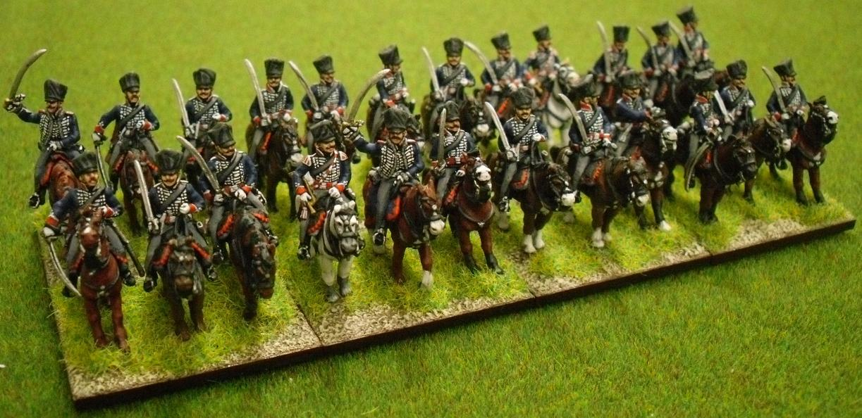 Napoleonics in miniature: august 2013