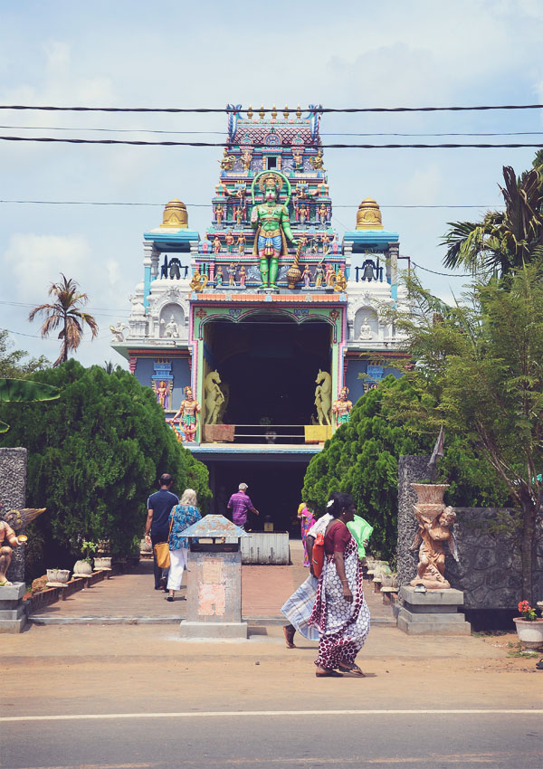 Monkey Temple, Jaffna