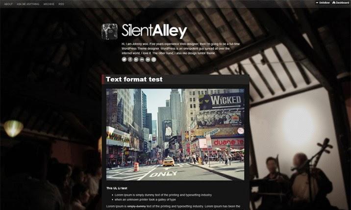 Silent Alley