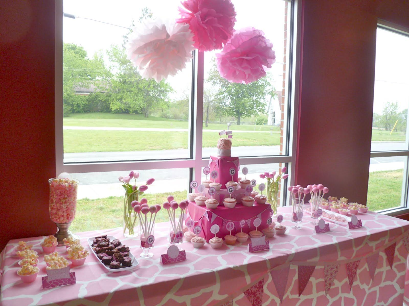 Sean & Shey: Gia\'s First Birthday Party- Part 2