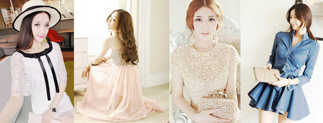 Wholesalebuying sells tons of cute Asian-style dresses at cheap prices, including lace dresses, maxi dresses, floral crochet dresses, and flared denim dresses.