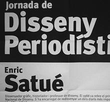 en Vic, con Enric Satué