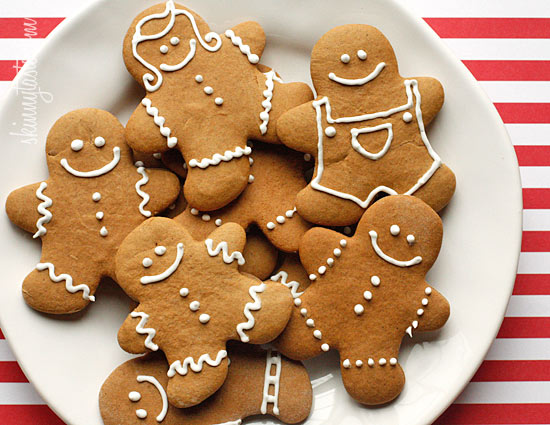 Gingerbread Cookies Recipe ~ Easy Dessert Recipes