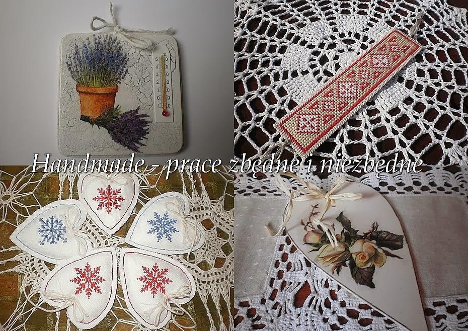 Handmade - prace zbędne i niezbędne