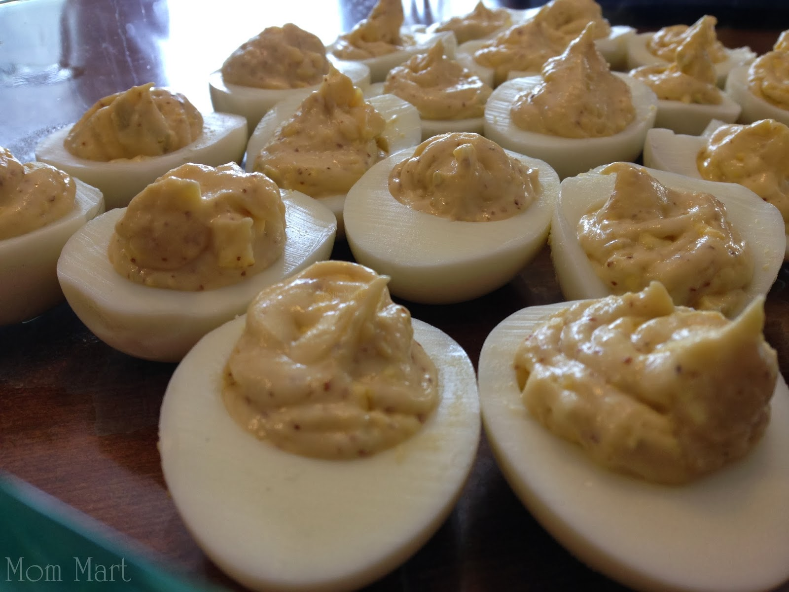 Deviled Egg Recipe Super Simple #appetizer #Recipe with picture tutorial
