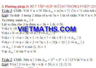 Chuyn  ton chia ht bi dng hc sinh gii, giai toan chi het