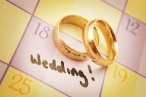 wedding day, wedding calender, wedding ceremony dates