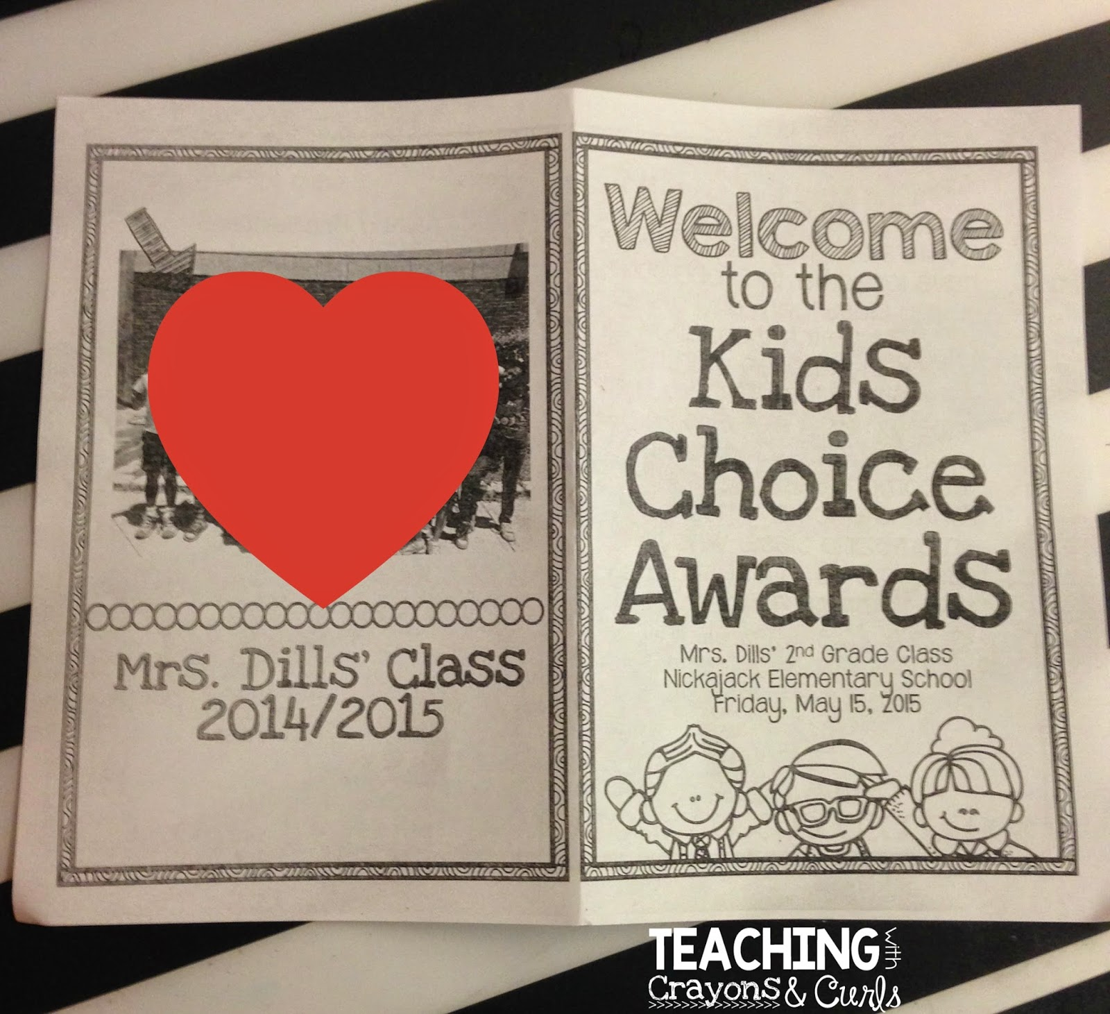 kids choice awards   teaching with crayons and curls