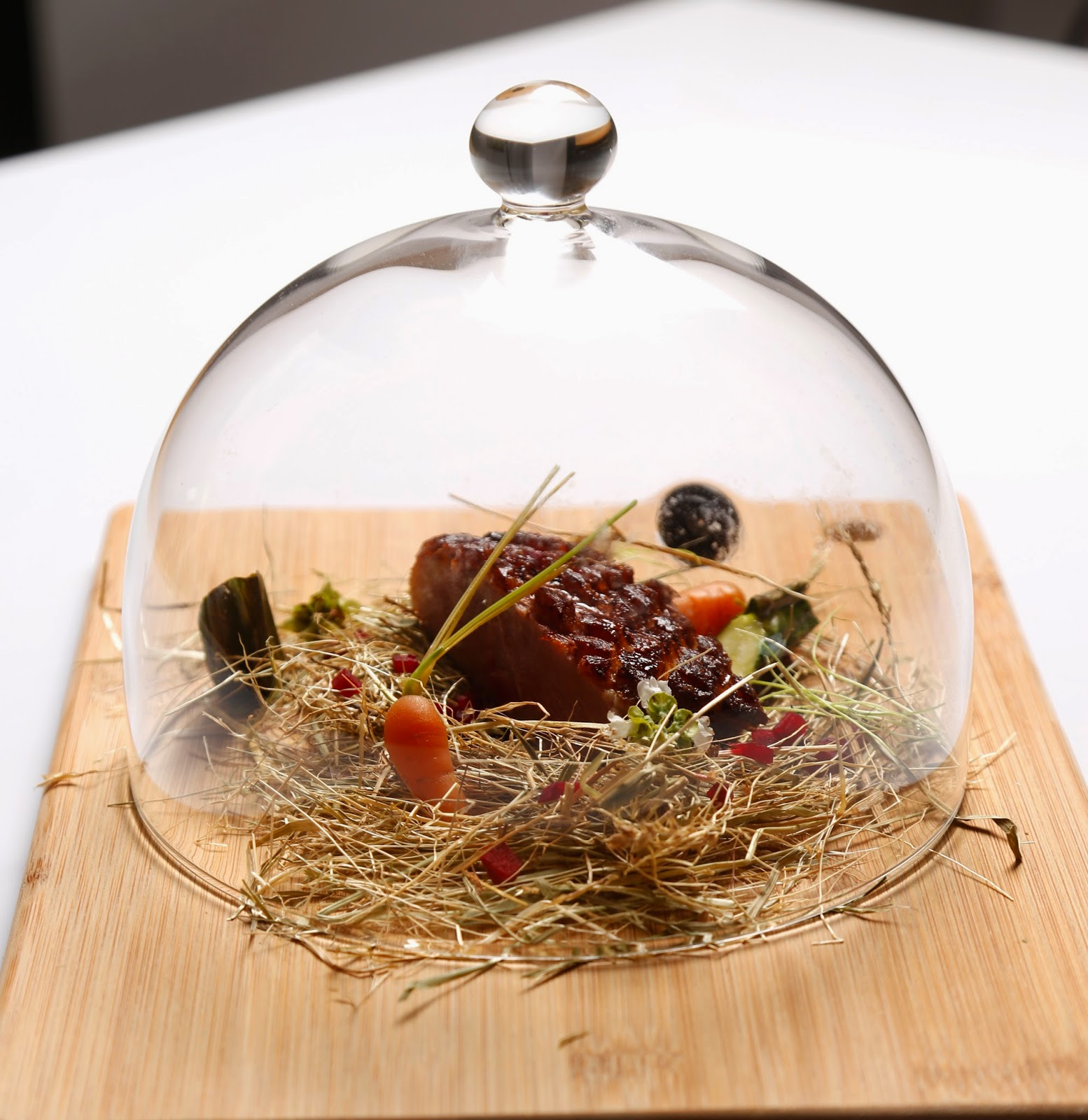 Restaurante Brel - magret de pato