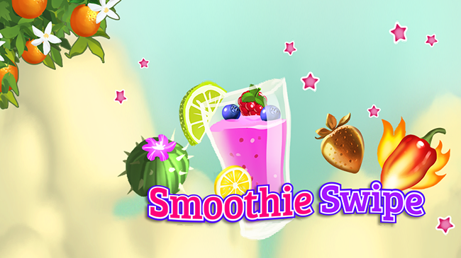 Smoothie Swipe Gameplay IOS / Android