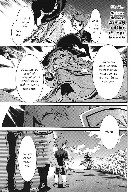 Mushoku Tensei - Isekai Ittara Honki Dasu - Chapter 3 - Pic 21