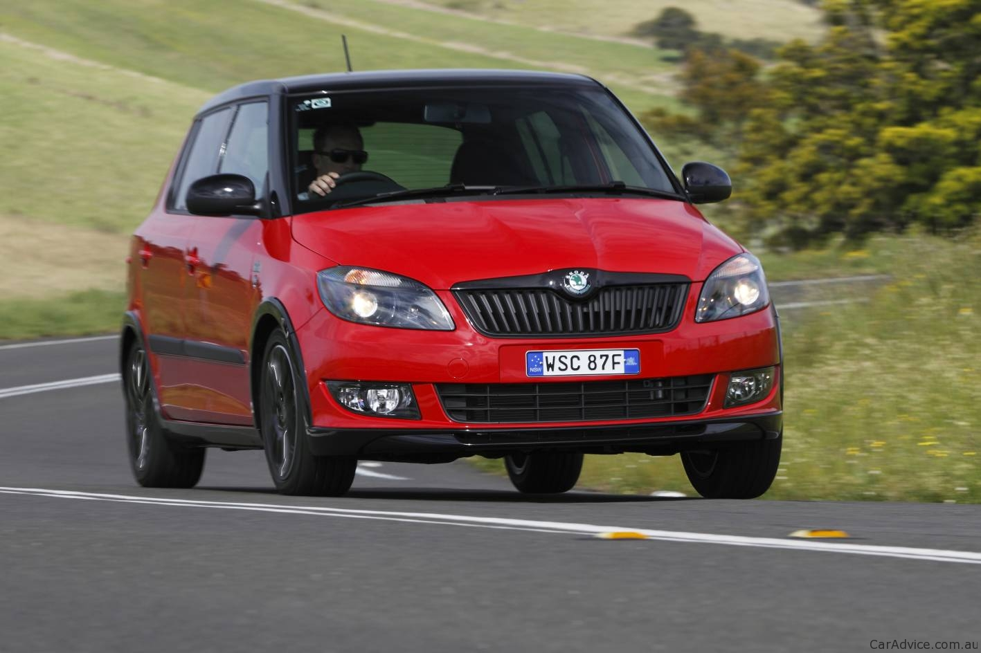skoda fabia monte carlo 2012 specifications spec and speed. Black Bedroom Furniture Sets. Home Design Ideas
