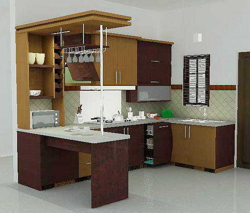 Modern Minimalist Kitchen Design