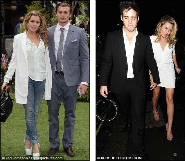 Are caggie and harry dating emma