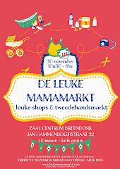 LEUKE MAMAMARKT 30/11/2014
