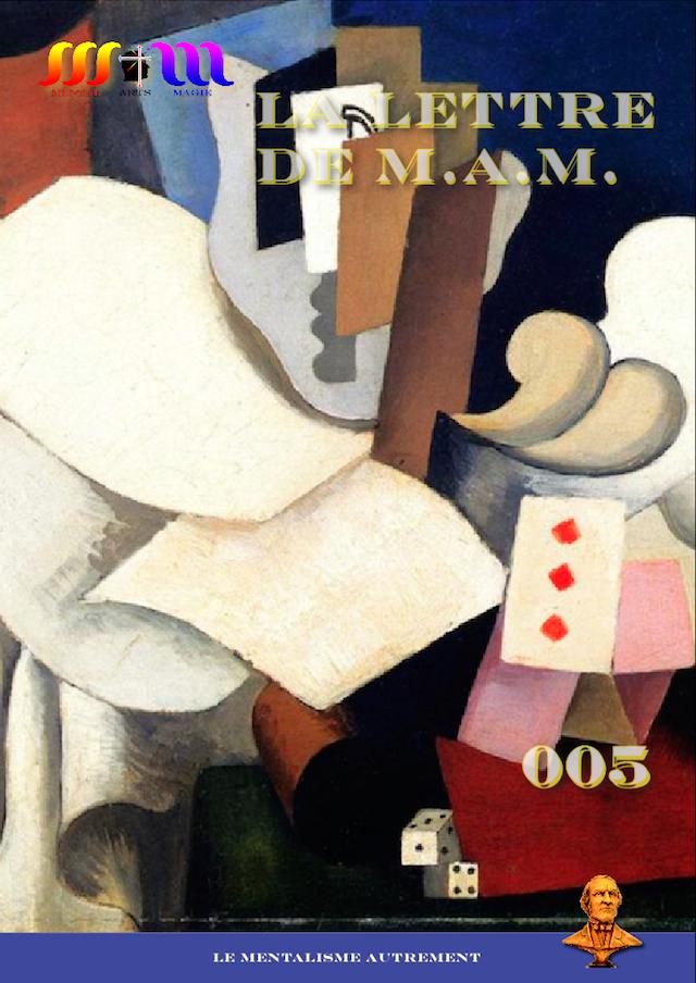 La Lettre de M.A.M. n° 005