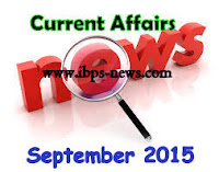 september 2015 current affairs
