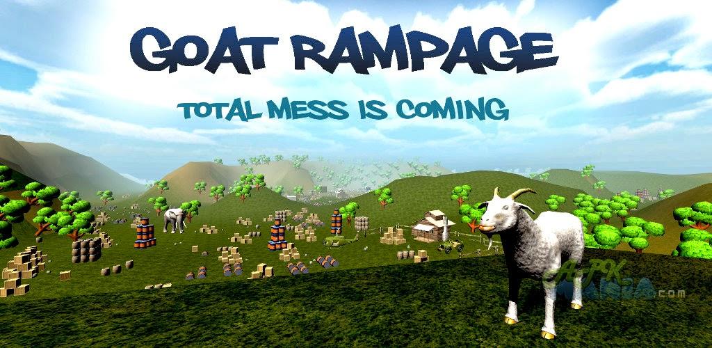 Goat Rampage v1.3 APK+DATA