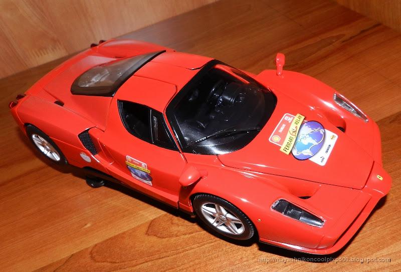 Diecast 1:18 Ferrari Enzo
