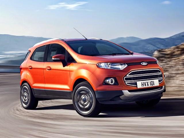 Suv Ecosport di Ford