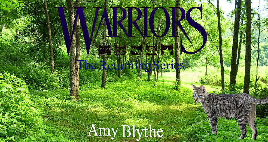 Warriors: The Returning Series by Amy Blythe