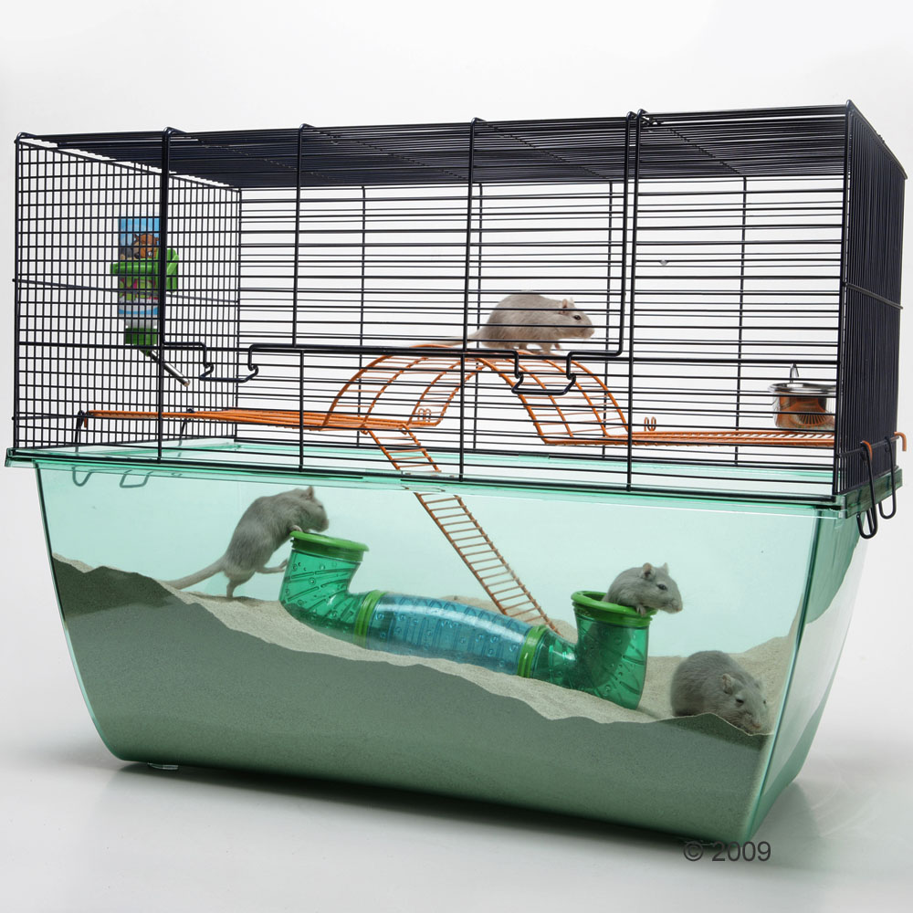 mundo hammie tipos de jaula para tu hamster. Black Bedroom Furniture Sets. Home Design Ideas