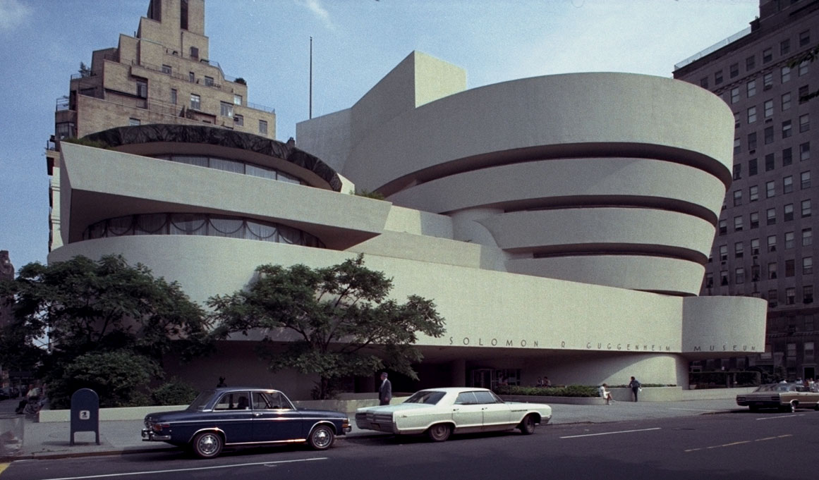 (BAD) Blog About Design: Why I Love The Guggenheim Museum