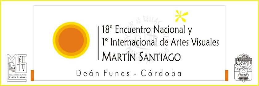 Encuentro Martín Santiago