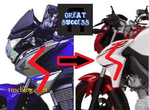 Shourd Honda Megapro Fi mirip New Vixion ???