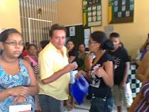 03/12/11 - PROJETO BALCÃO DE DIREITO NA CÂMARA MUNª DE OURÉM