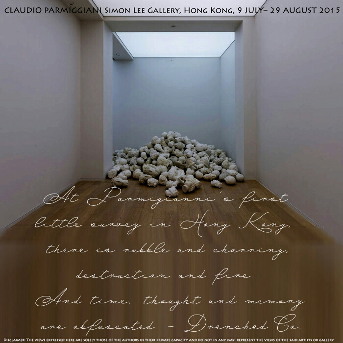 Image of Simon Lee, Hong Kong gallery with exhibition review