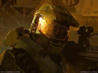 #33 Halo Wallpaper