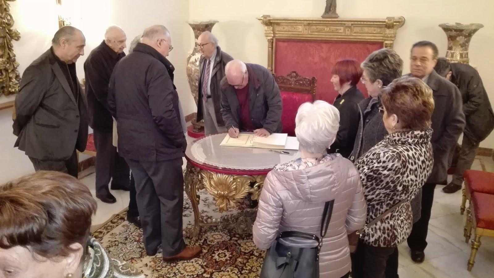 Peregrinació anual al Santuari de l'Agrupació Pericial de Reus