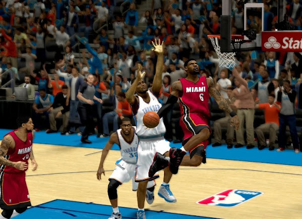 NBA 2K13 Realistic Shadow Mod Download