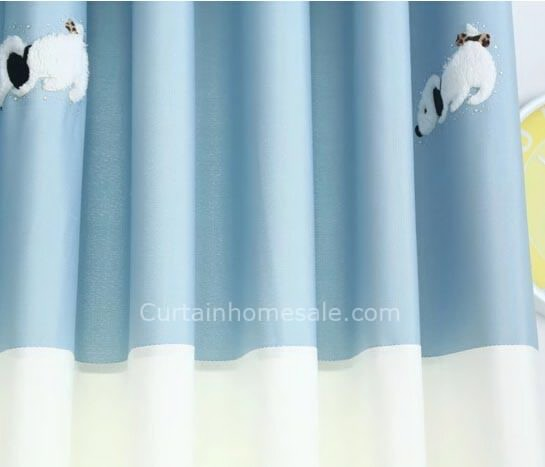 modern best artistic baby boy nursery curtains home solution