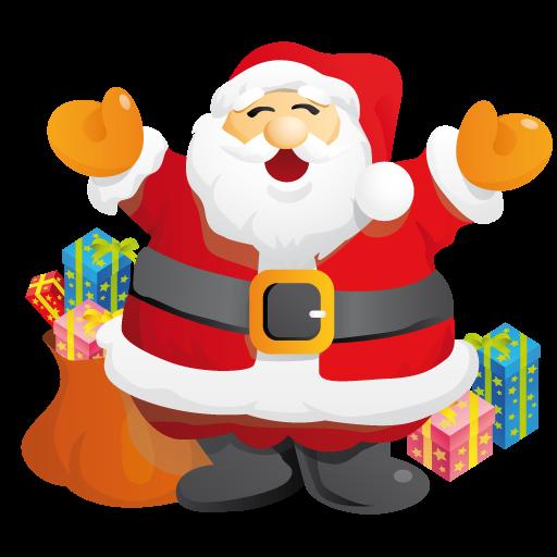 papai Noel locutor