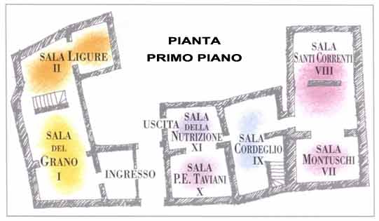 Bed and breakfast a roma b and b acquedotti antichi a for Piano terra di 640 piedi quadrati