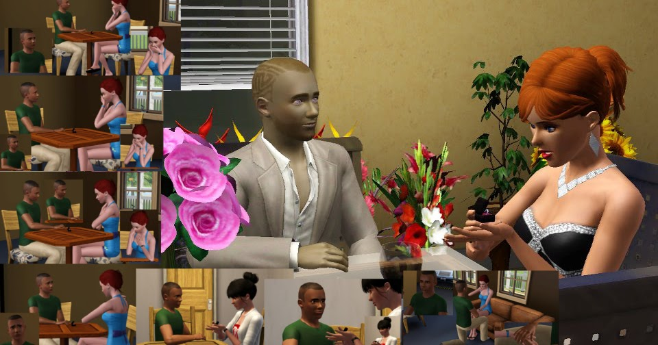 how to get sims to propose sims 4