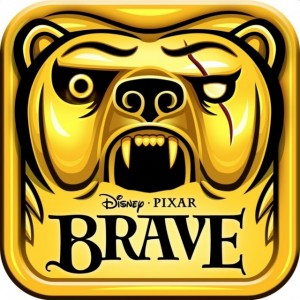 Logo Temple Run: Brave