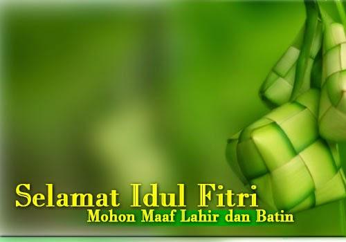 Kumpulan Gambar Bergerak DP BBM Idul Fitri 2014